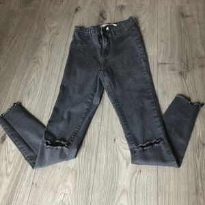 Zara jeggings